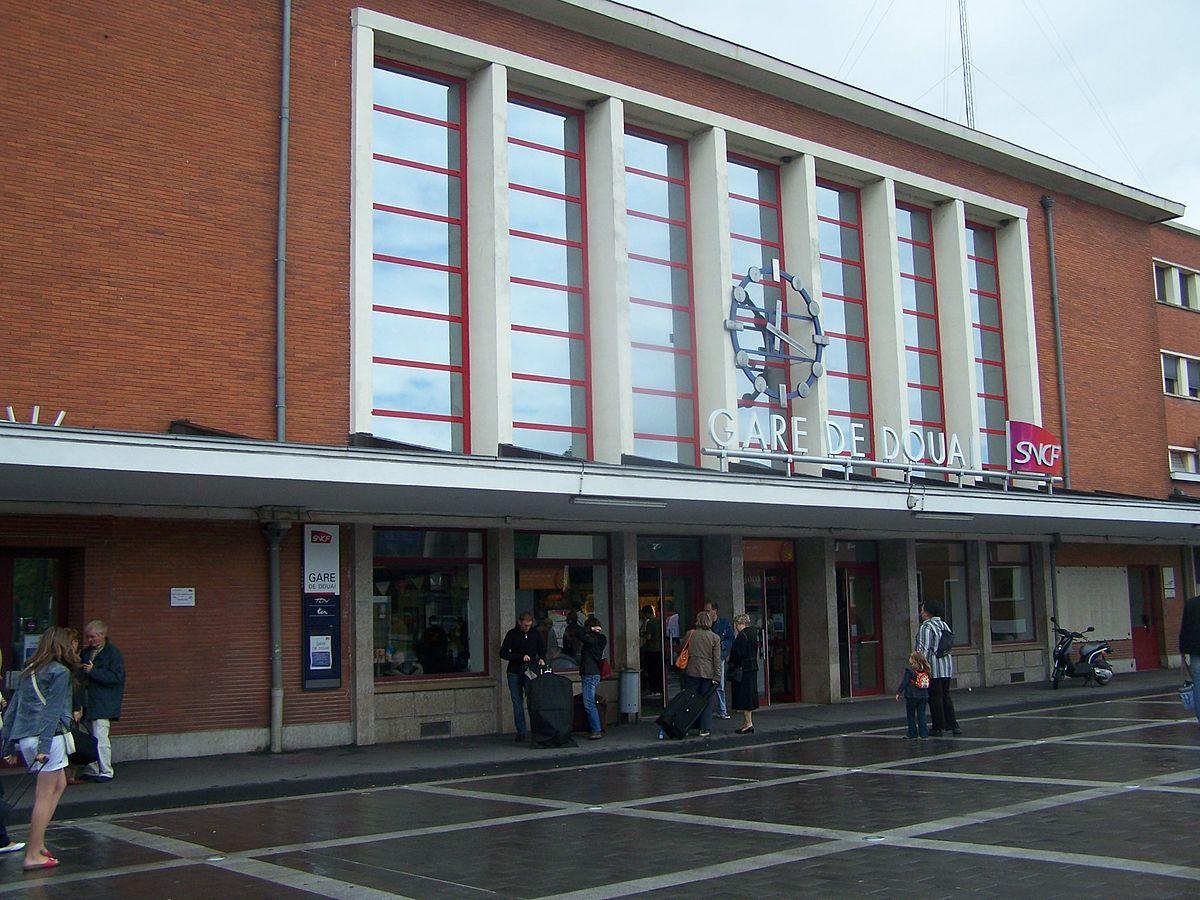 Douai-train-station