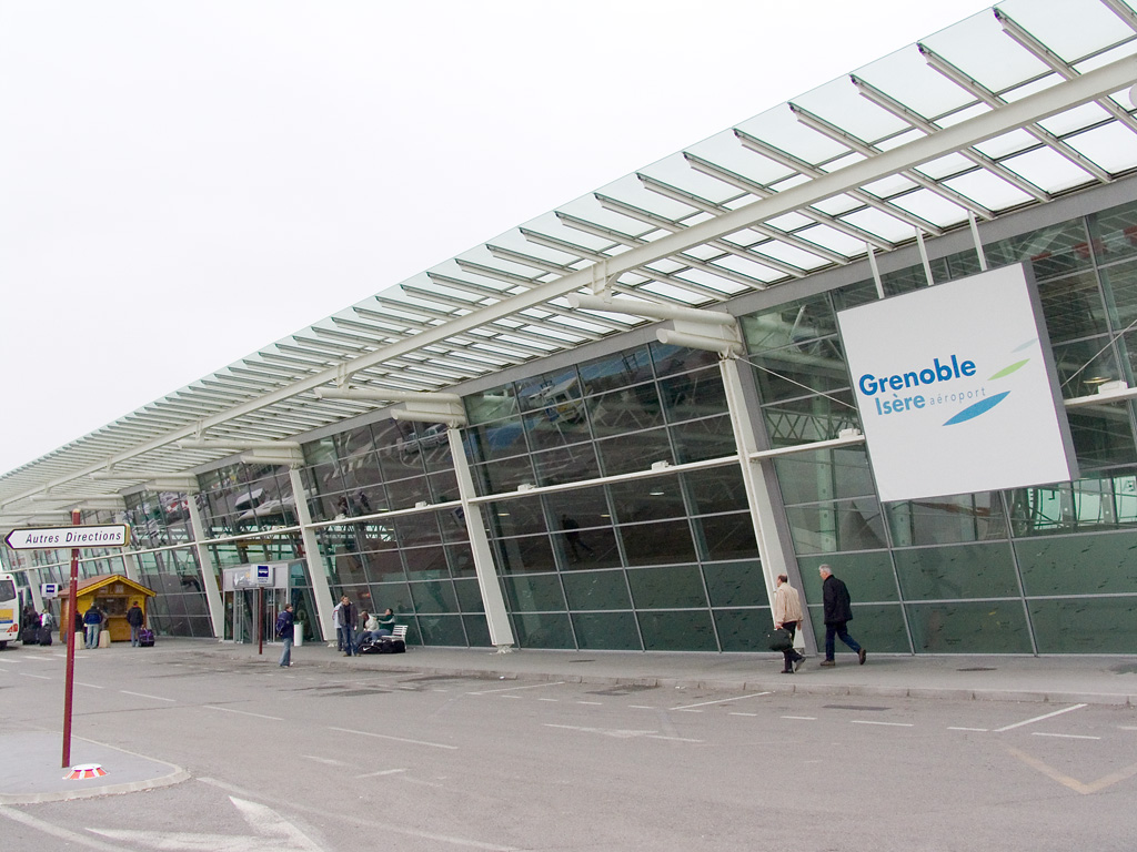 Grenoble-Airport