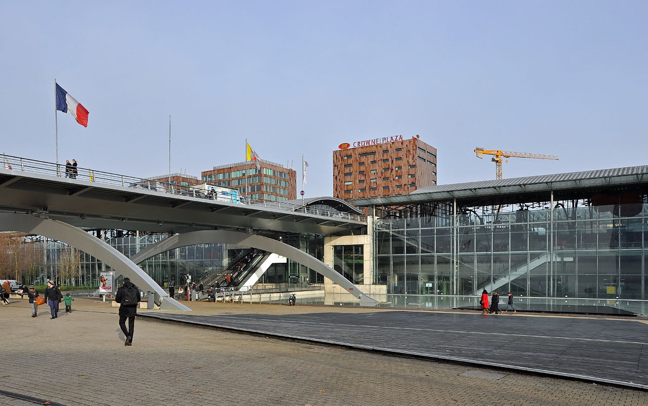 Lille-Europe-train-station
