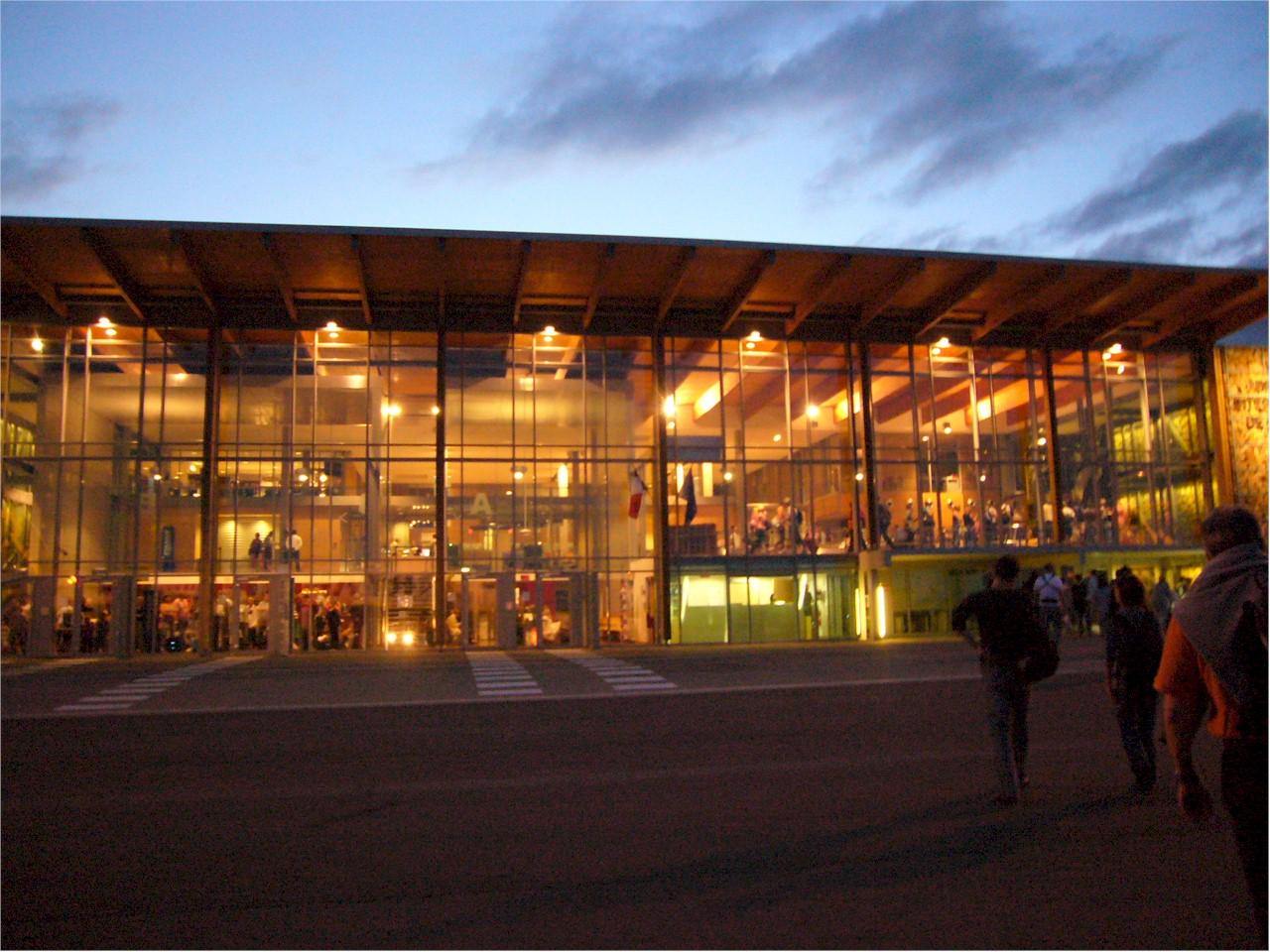 Limoges-Bellegarde-Airport