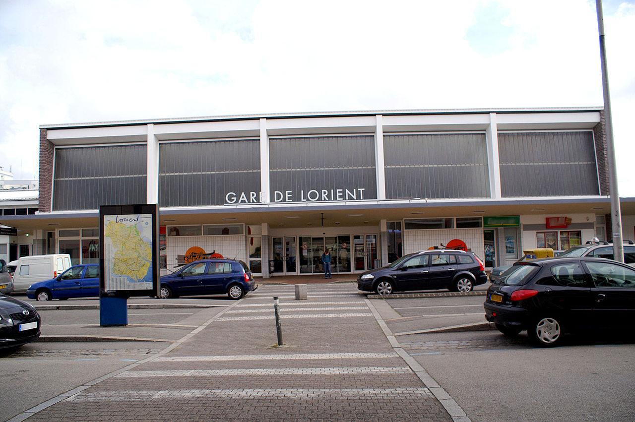 Lorient-train-station