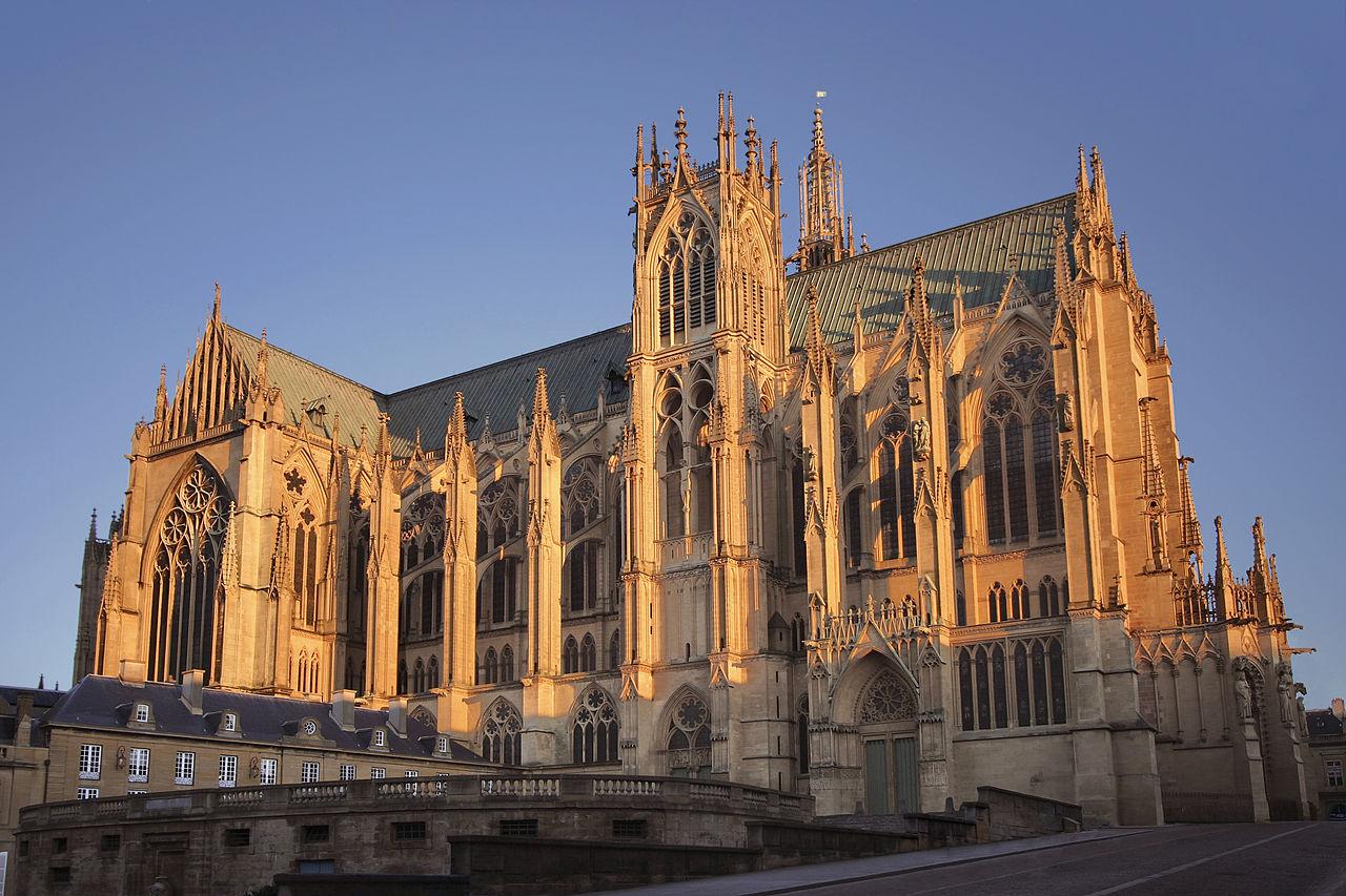 Metz-cathedral-Saint-Etienne