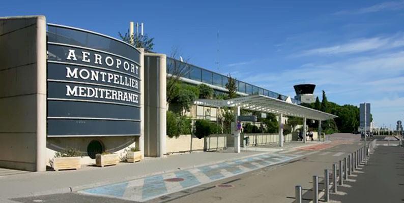 Montpellier-Mediterranee-Airport