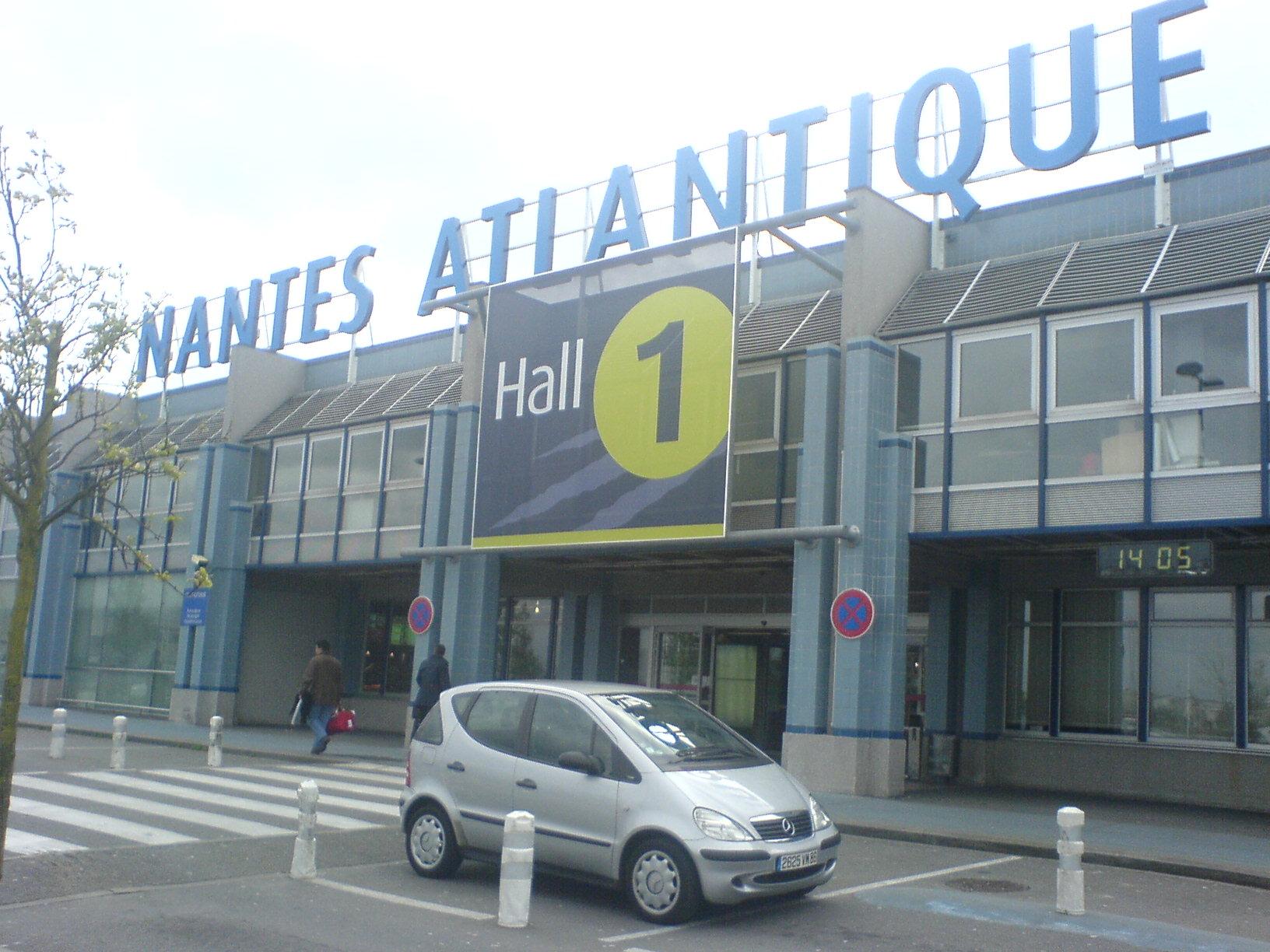 Nantes-Atlantique-Airport