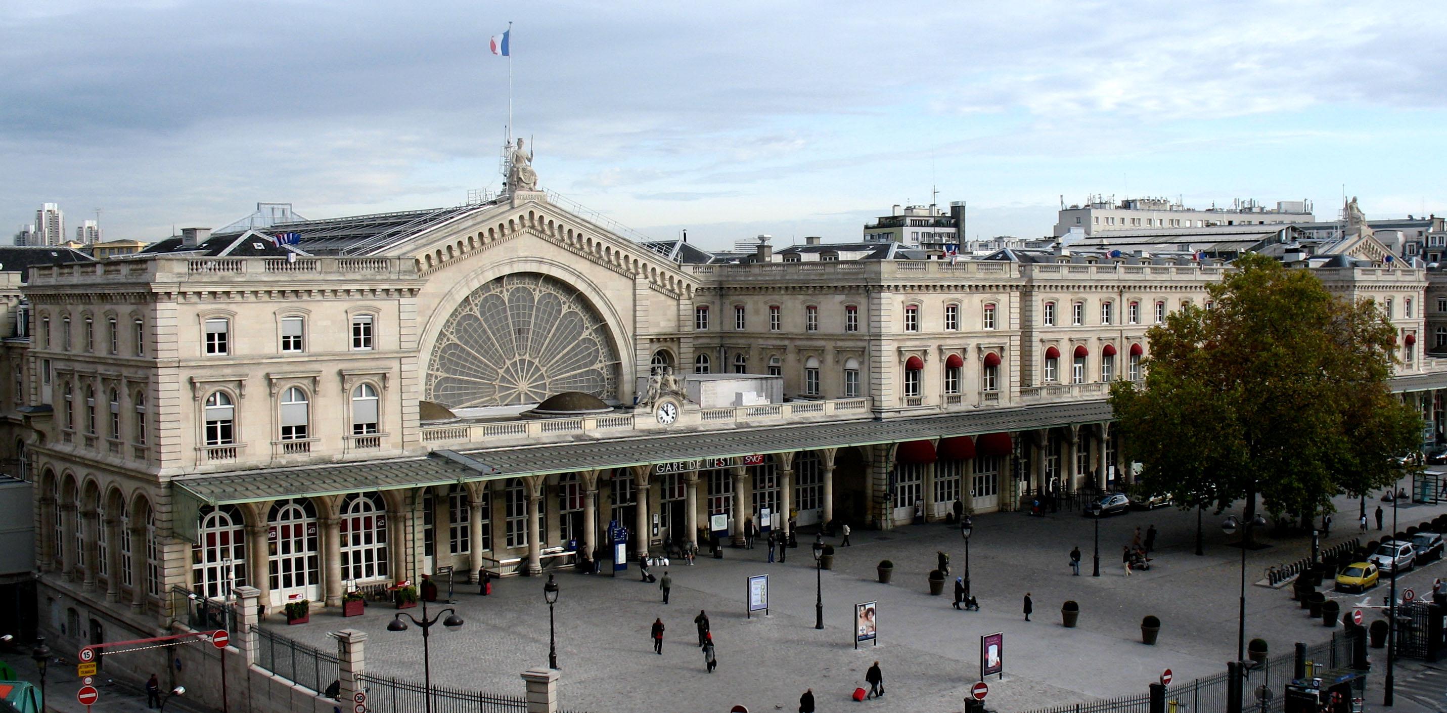 Paris-Gare-de-l-Est-train-station