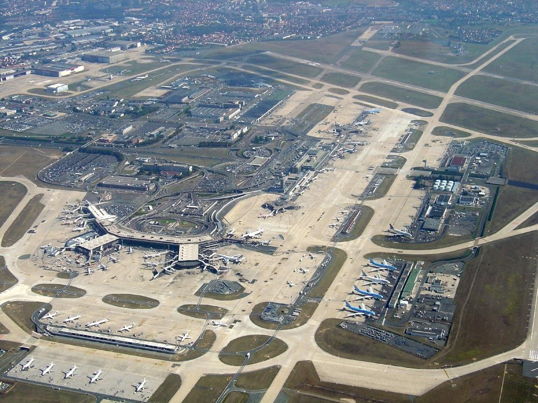 Paris-Orly-Airport
