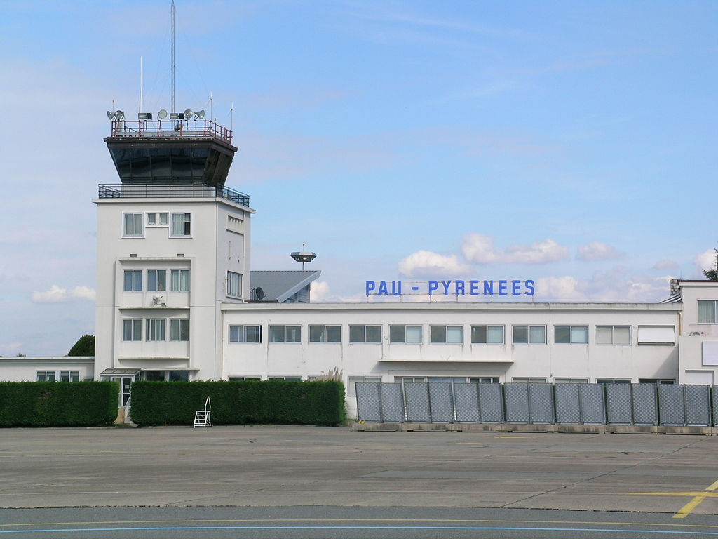 Pau-Pyrenees-Airport