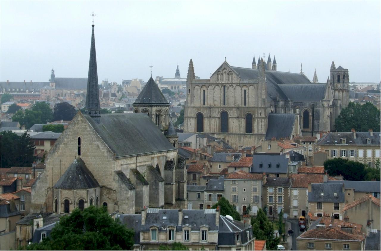 Poitiers-Eglise-Sainte-Radegond