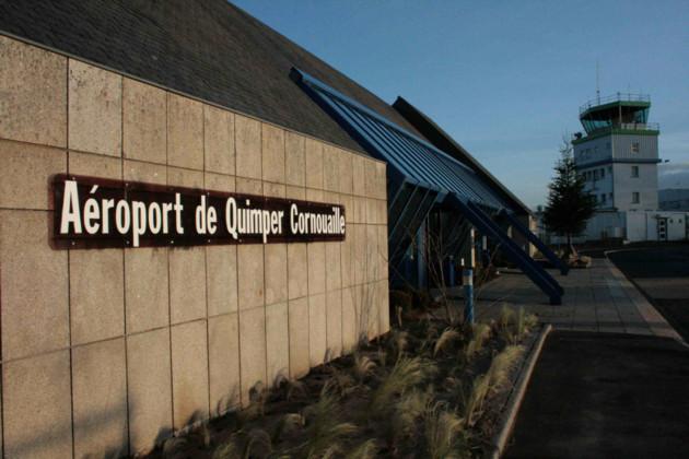 Quimper-Cornouaille-airport