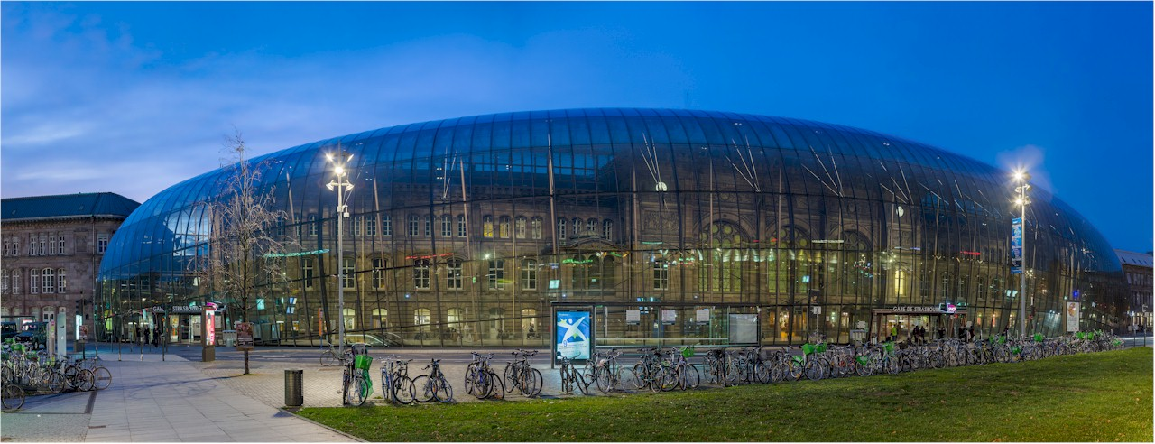 Strasbourg-Railway-Station