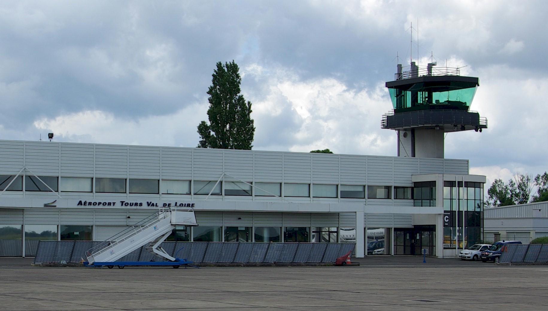 Tours-Val-de-Loire-Airport