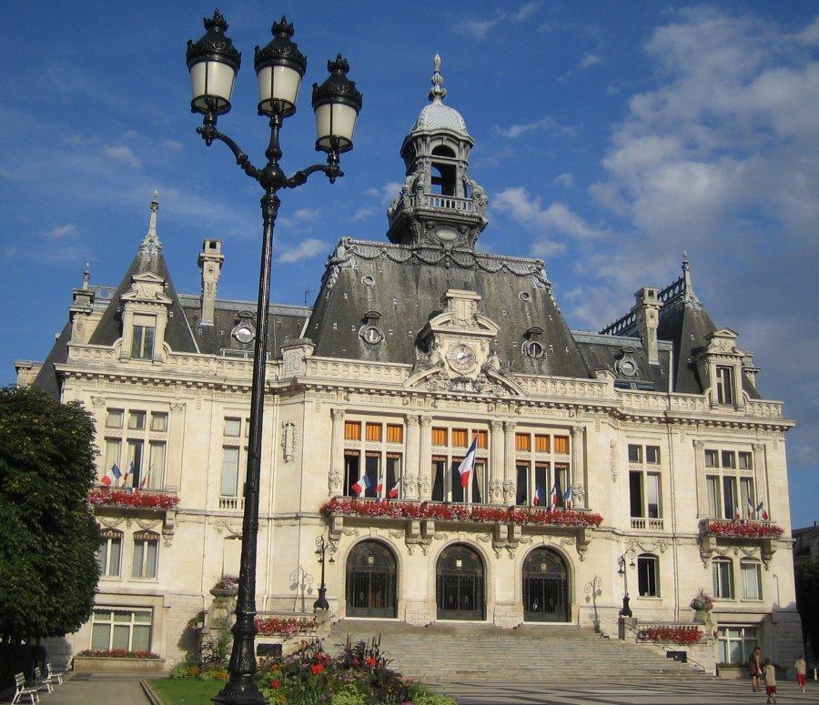 Vichy-City-Hall