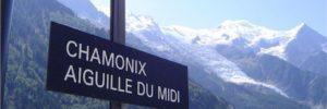 Mont Blanc Chamonix Valley, Aiguille du Midi