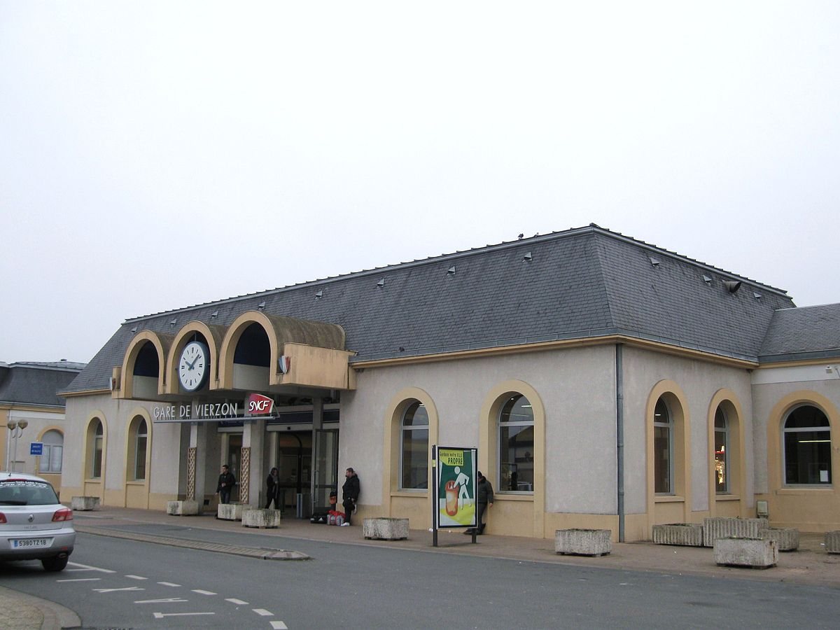vierzon-train-station