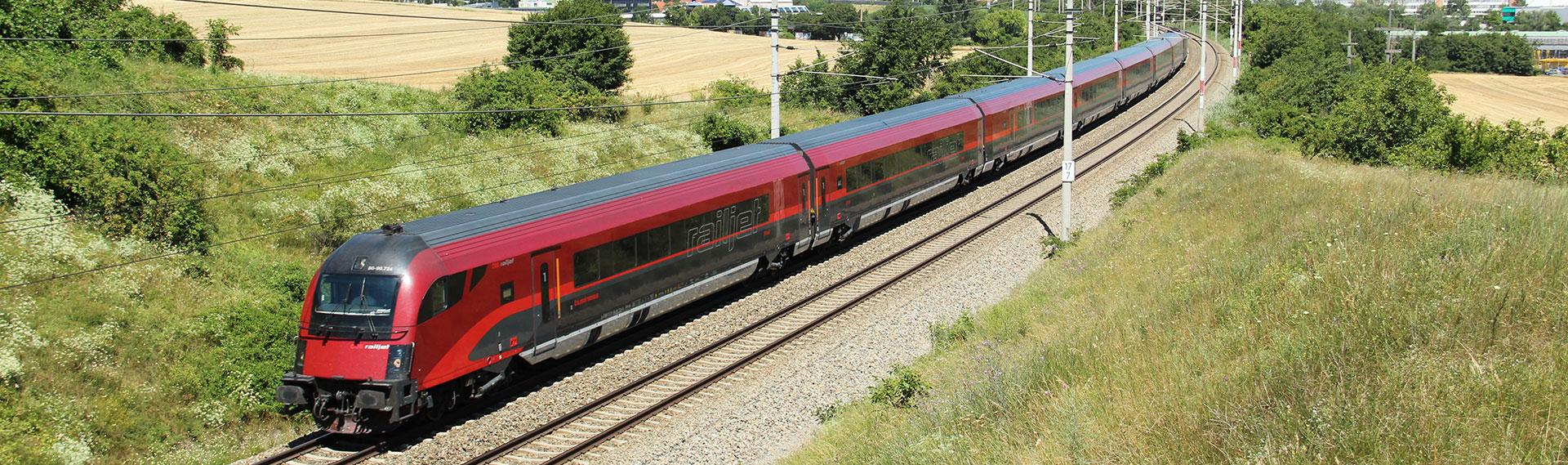 Austria-OBB-Railjet