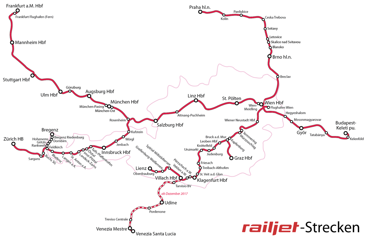 Austria-Railjet-network-map