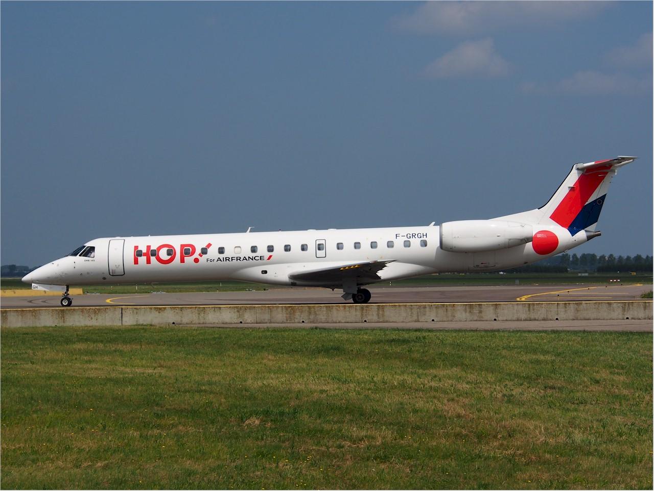 HOP-Air-France-Embraer-ERJ-145