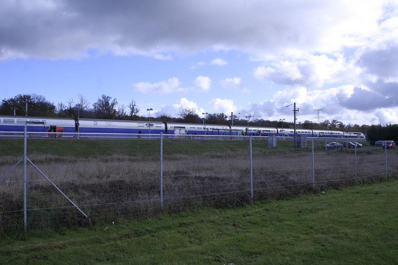 Le-Creusot-TGV-train-station