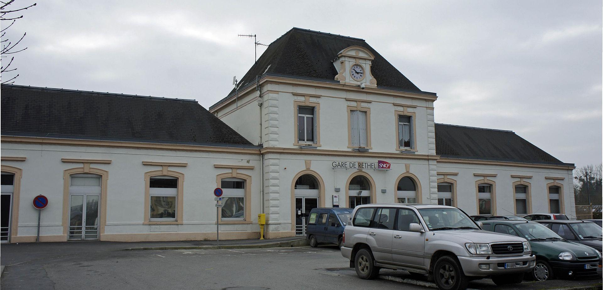 Rethel-train-station