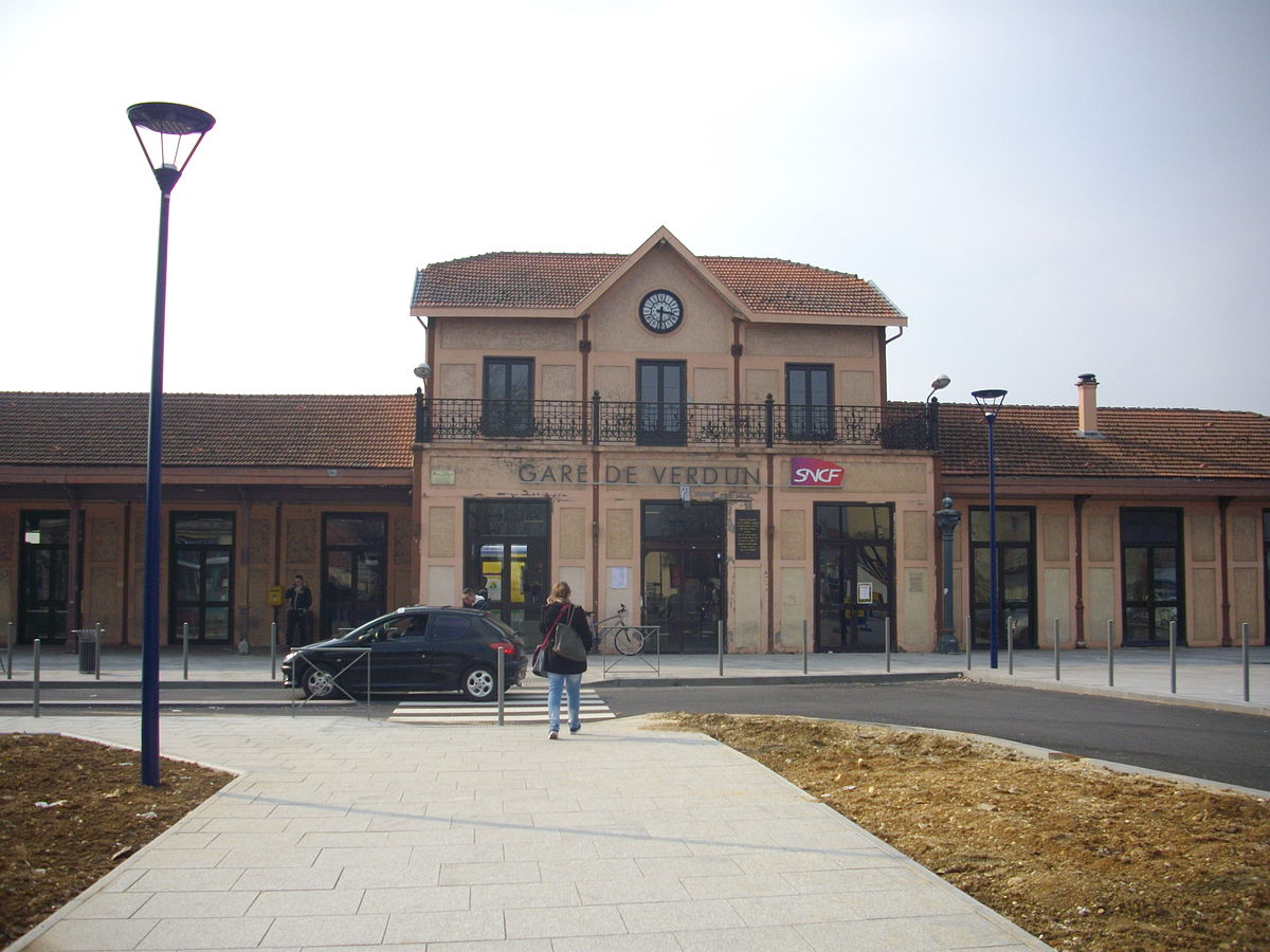 Verdun-train-station