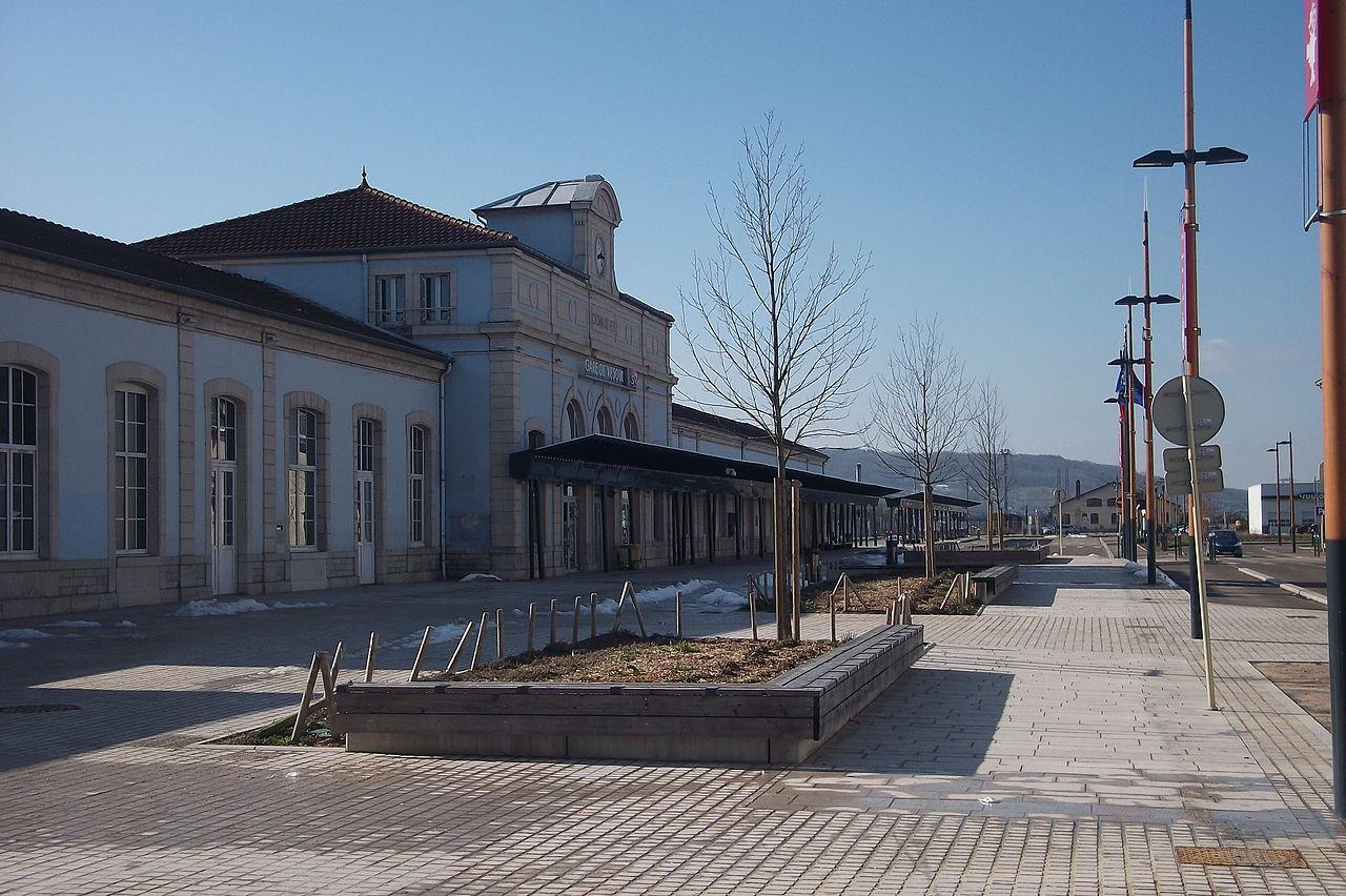 Vesoul-train-station