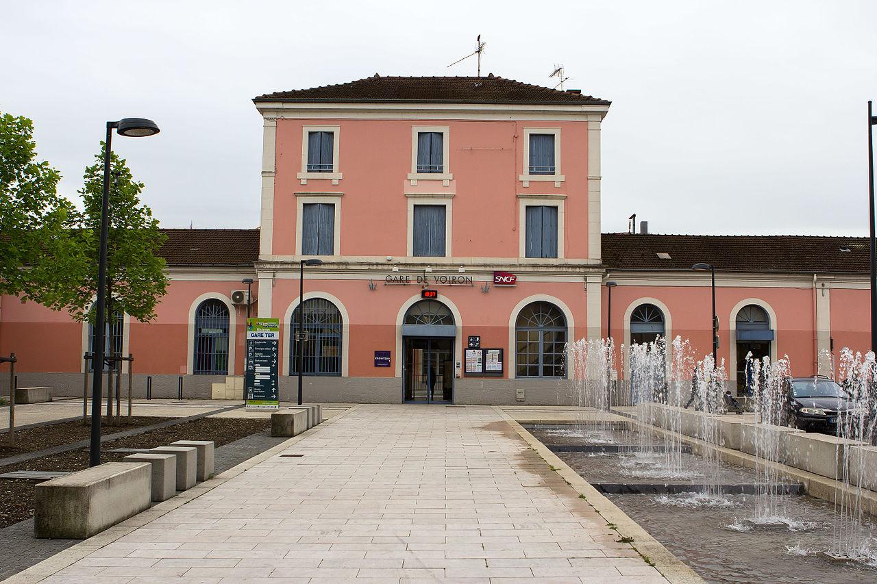 Voiron-train-station