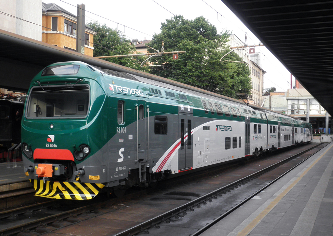 Italy-Regional-train