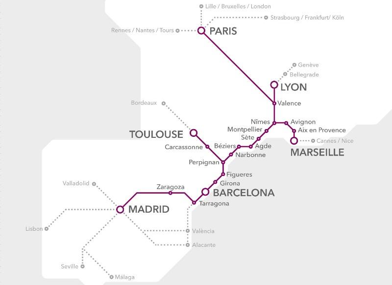 1917_france-spain-tgv-network-map