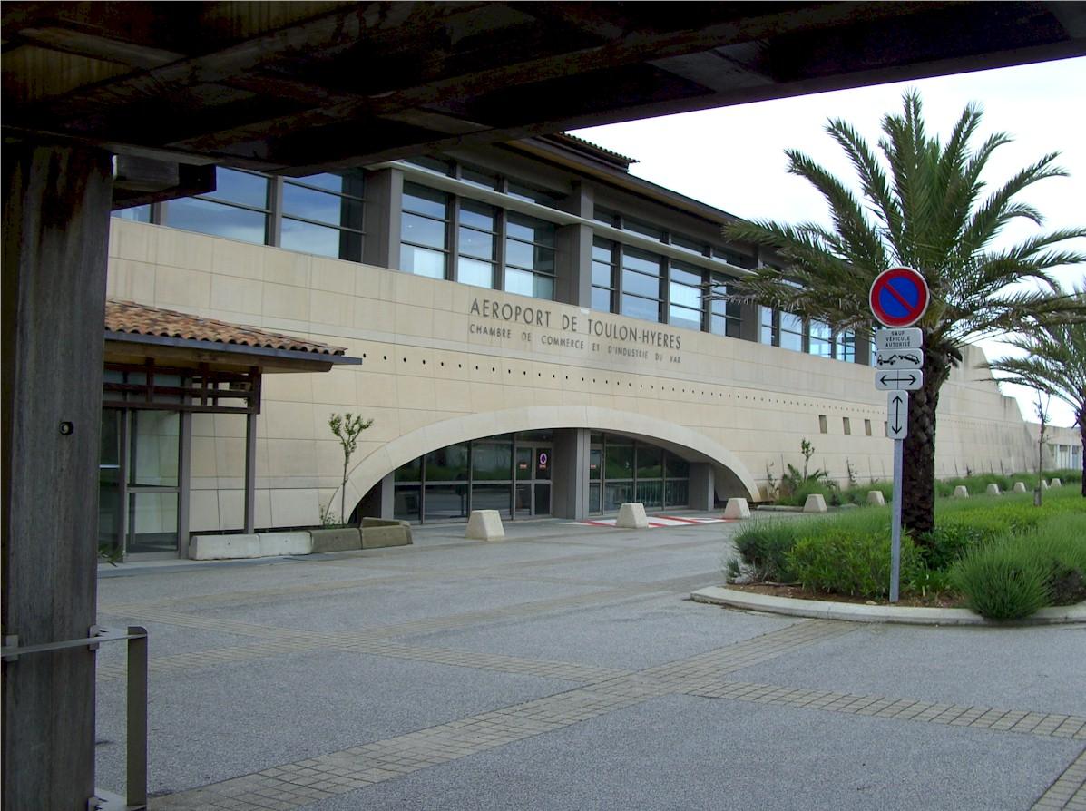Toulon-Hyeres-Airport