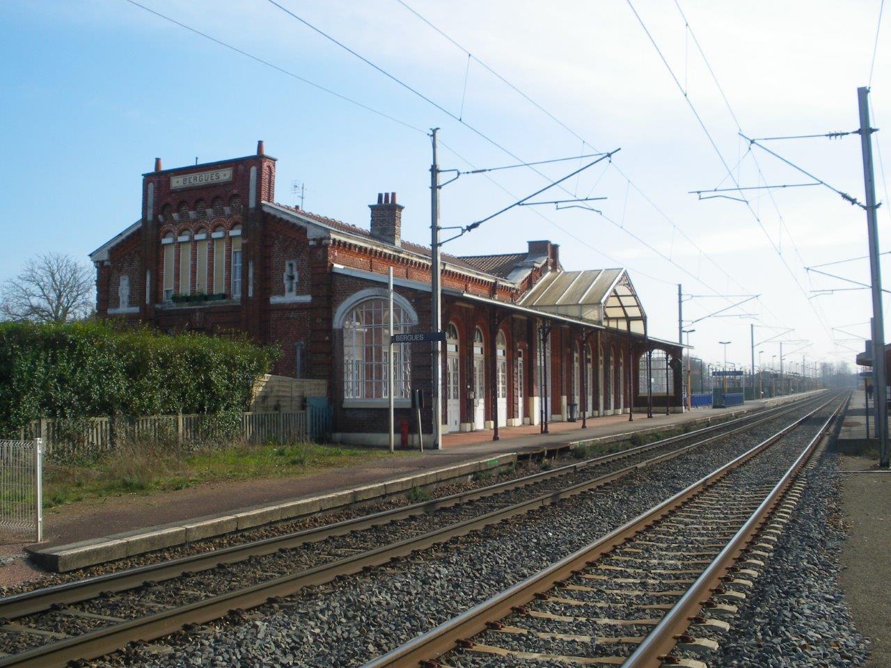 gare-de-bergues-train-station