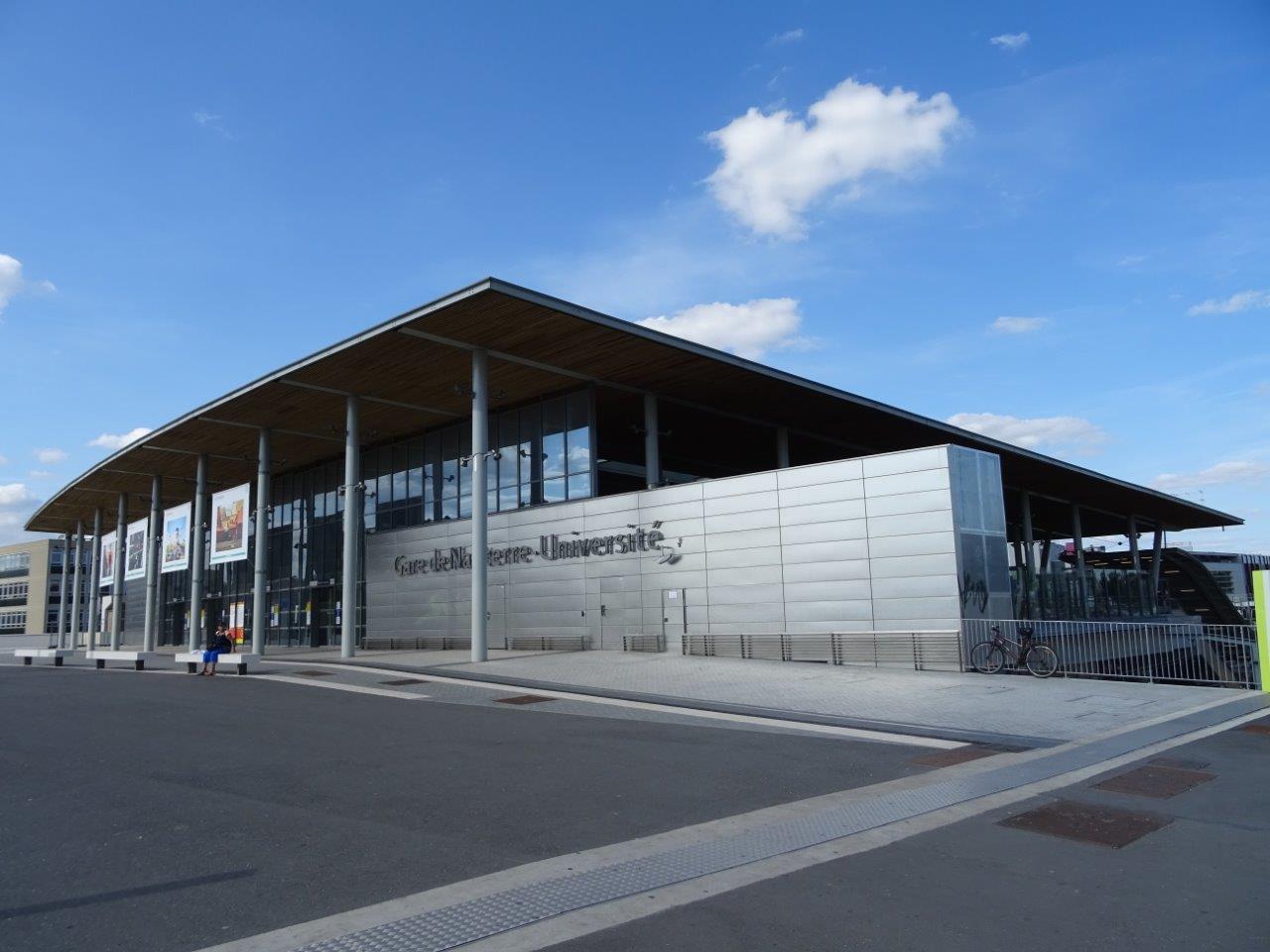 gare-de-nanterre-universite-train-station